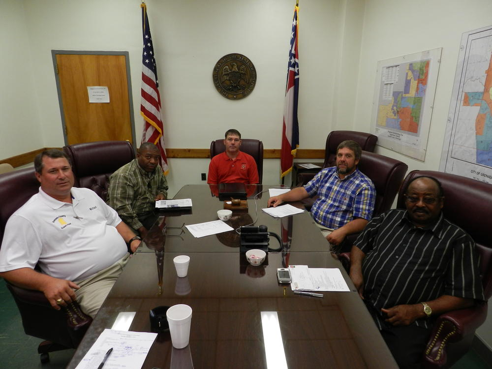 County Officials - Grenada County Mississippi Sheriff's Office